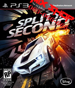 *ORIGINAL IGRA* SPLIT SECOND za Playstation 3 PS3