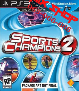 *ORIGINAL IGRA* SPORTS CHAMPIONS 2 za Playstation 3 PS3