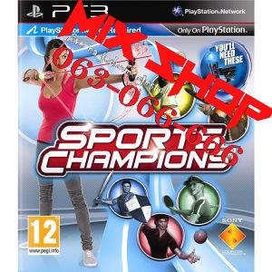 ORIGINAL SPORTS CHAMPIONS MOVE za Playstation 3 PS3