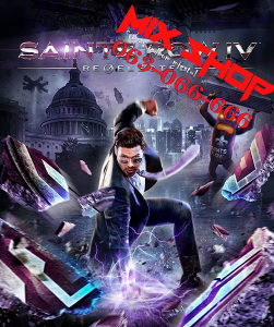 SAINTS ROW 4 IV RE-ELECTED za Playstation 3 PS3