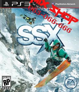 *ORIGINAL IGRA* SSX za Playstation 3 PS3