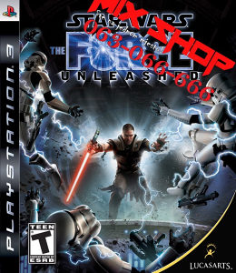 STAR WARS THE FORCE UNLEASHED za Playstation 3 PS3