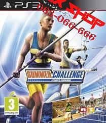 *ORIGINAL IGRA* SUMMER CHALLENGE za Playstation 3 PS3