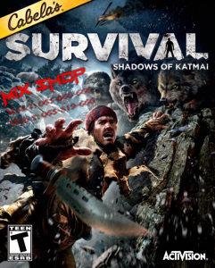 SURVIVAL SHADOWS OF KATMAI za Playstation 3 PS3
