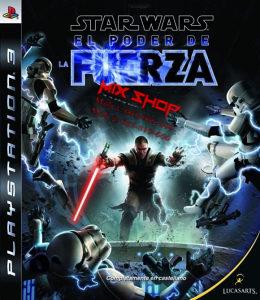 *ORIGINAL IGRA* STAR WARS FUERZA za Playstation 3 PS3