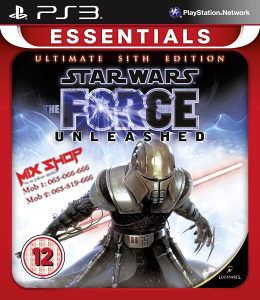 STAR WARS THE FORCE ESSENTIALS Playstation 3 PS3