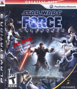 ORIGINAL IGRA STAR WARS FORCE HITS Playstation 3 PS3