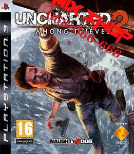 *ORIGINAL IGRA* UNCHARTED 2 za Playstation 3 PS3
