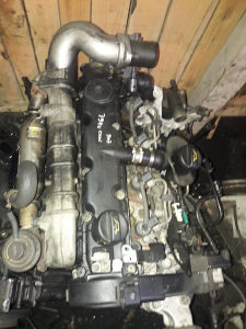 Motor 2.0 Peugeot 307