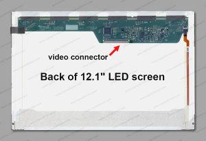 "LED Display 12.1"""
