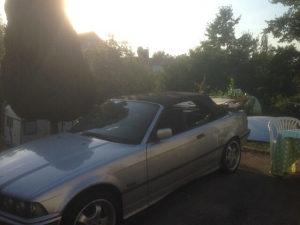BMW 318 cabrio stranac