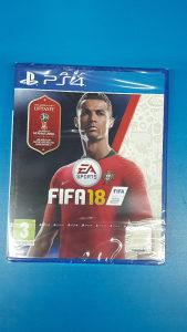 Fifa 18 PS4 (Playstation 4)+ World cup 2018 AKCIJA!