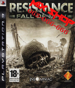 RESISTANCE FALL OF MAN za Playstation 3 PS3