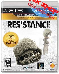ORIGINAL IGRA RESISTANCE COLLECTION Playstation 3 PS3