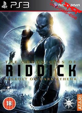 RIDDICK ASSAULT ON DARK ATHENA za Playstation 3 PS3
