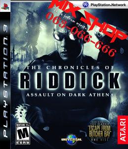 *ORIGINAL IGRA* RIDDICK za Playstation 3 PS3