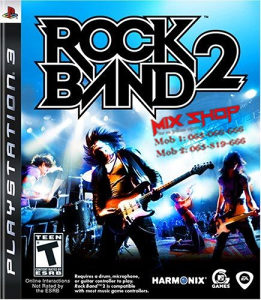 *ORIGINAL IGRA* ROCK BAND 2 za Playstation 3 PS3