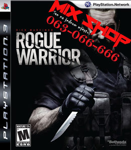 ROGUE WARRIOR DICK MARCINKO za Playstation 3 PS3