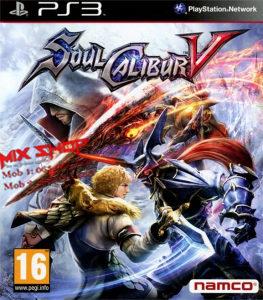 *ORIGINAL IGRA* SAUL CALIBUR 5 V za Playstation 3 PS3
