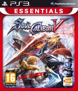ORIGINAL SAUL CALIBUR 5 V ESSENTIALS Playstation 3 PS3