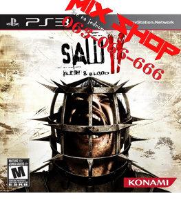 ORIGINAL IGRA SAW 2 II FLESH i BLOOD Playstation 3 PS3