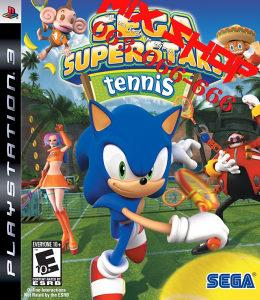 ORIGINAL IGRA SEGA SUPERSTARS TENNIS Playstation 3 PS3