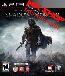 MIDDLE EARTH SHADOW OF MORDOR za Playstation 3 PS3