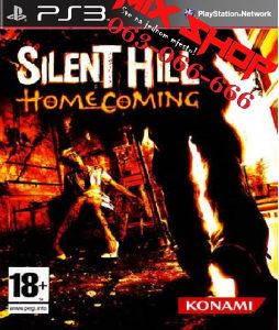 ORIGINAL SILENT HILL HOMECOMING za Playstation 3 PS3