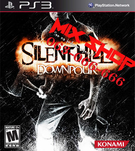 ORIGINAL SILENT HILL DOWNPOUR za Playstation 3 PS3
