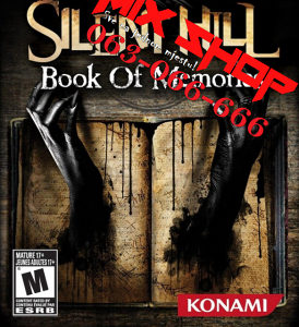 SILENT HILL BOOK OF MEMORIES za Playstation 3 PS3