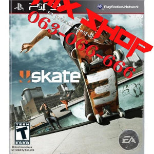 *ORIGINAL IGRA* SKATE 3 za Playstation 3 PS3