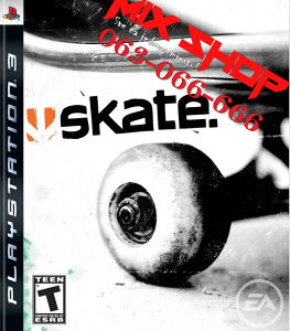 SKATE 1 SKEJT SKATEBOARD za Playstation 3 PS3