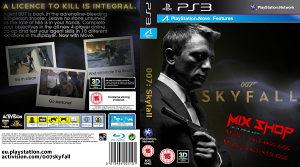 *ORIGINAL IGRA* SKYFALL 007 za Playstation 3 PS3