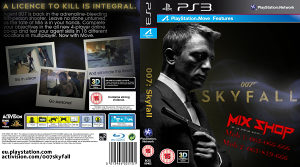 *ORIGINAL IGRA* SKYFALL 007 za Playstation 3 PS3