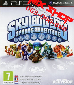 *ORIGINAL IGRA* SKYLANDERS za Playstation 3 PS3