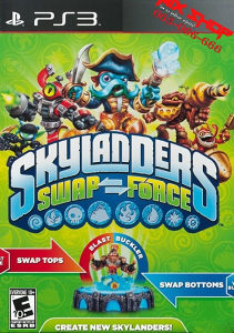 ORIGINAL SKYLANDERS SWAP FORCE za Playstation 3 PS3