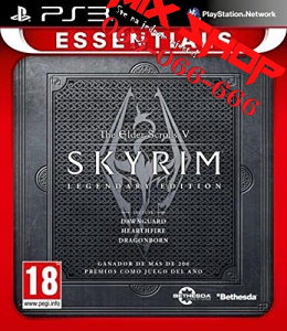 THE ELDER SCROLLS 5 V SKYRIM za Playstation 3 PS3