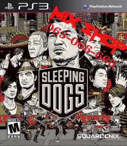 *ORIGINAL IGRA* SLEEPING DOGS za Playstation 3 PS3