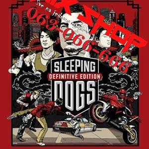 SLEEPING DOGS DEFINITIVE EDITON za Playstation 3 PS3