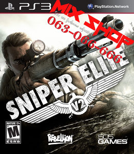 *ORIGINAL IGRA* SNIPER ELITE 2 za Playstation 3 PS3