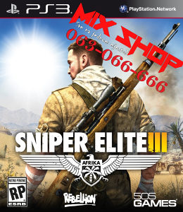 *ORIGINAL IGRA* SNIPER ELITE 3 III za Playstation 3 PS3