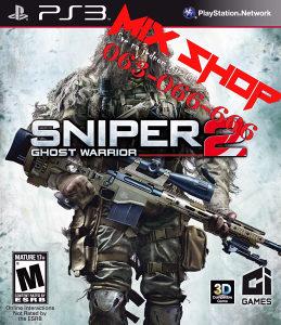 ORIGINAL IGRA SNIPER GHOST WARRIOR 2 Playstation 3 PS3
