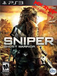 ORIGINAL IGRA SNIPER GHOST WARRIOR za Playstation 3 PS3