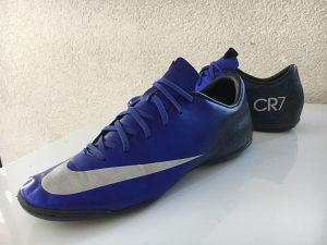 Nike Mercurial CR7 patike za fudbal 43 27.5cm