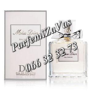 Christian Dior Miss Dior Eau Fraiche 100ml ... Ž 100 ml