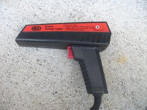 Laser sa povecalom