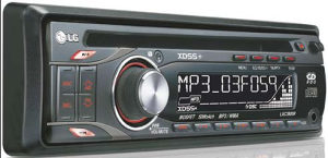 CD player LG
