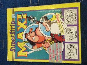 Superstrip Maxi siječanj 1989