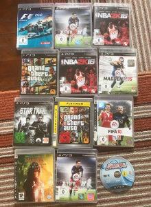 PS3 igrice vec od 3KM
