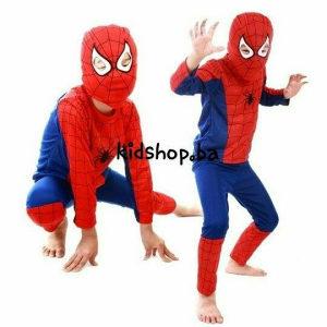 AKCIJA! Spiderman kostim sve vel. igračke